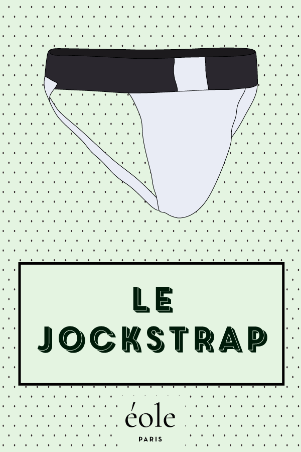 Le jockstrap - EOLE PARIS