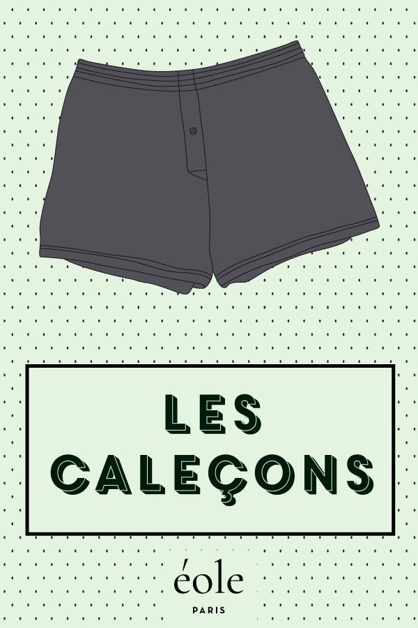 Les caleçons - EOLE PARIS