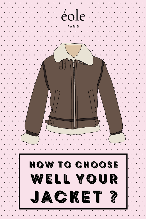 How to choose well your jacket ? EOLE PARIS