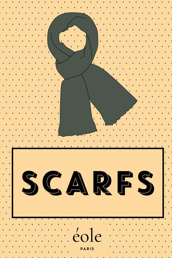 Scarfs - EOLE PARIS