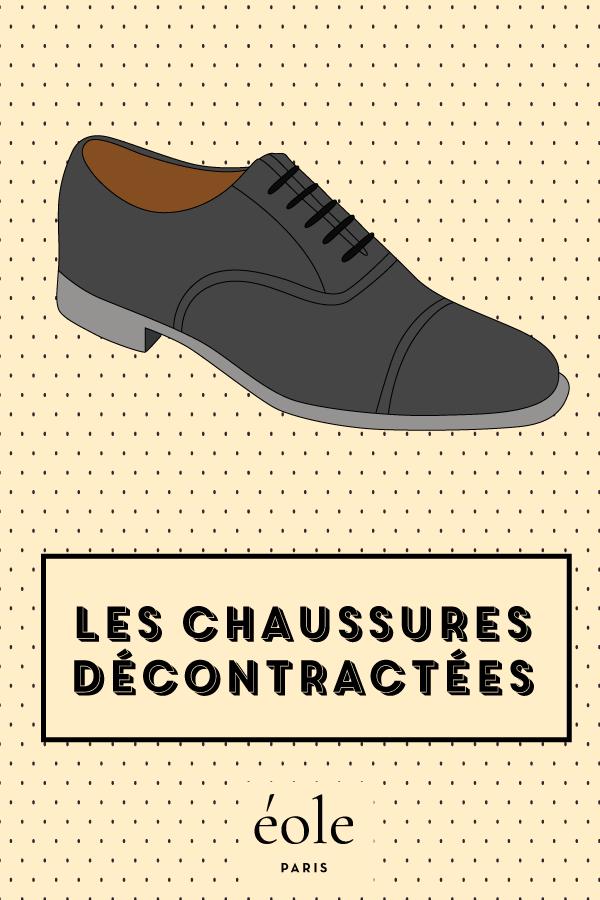 Les chaussures décontractées - EOLE PARIS