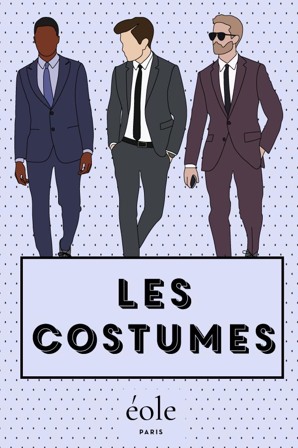 Les costumes - EOLE PARIS