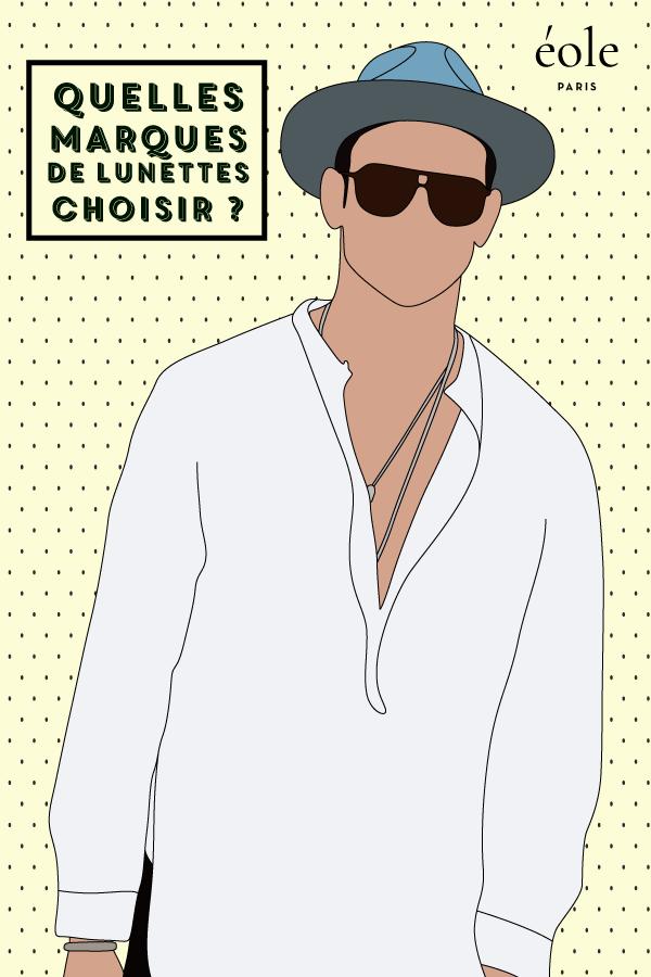 Quelles marques de lunettes choisir ? EOLE PARIS