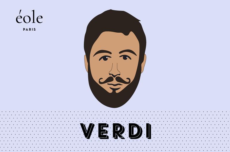 Barbe Verdi - EOLE PARIS