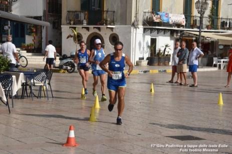Foto Quarta Tappa Lipari - 17° Giro Podistico delle Isole Eolie - 233