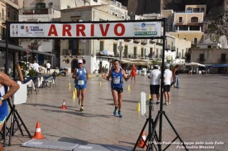 Foto Quarta Tappa Lipari - 17° Giro Podistico delle Isole Eolie - 234