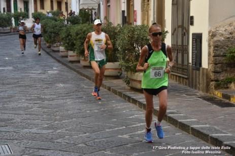 Foto Quarta Tappa Lipari - 17° Giro Podistico delle Isole Eolie - 57