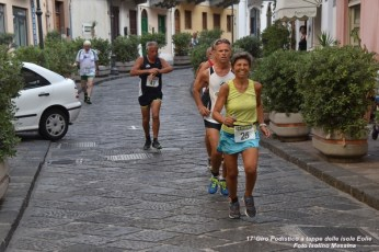 Foto Quarta Tappa Lipari - 17° Giro Podistico delle Isole Eolie - 62