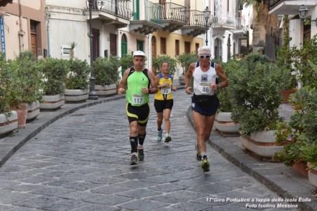 Foto Quarta Tappa Lipari - 17° Giro Podistico delle Isole Eolie - 69