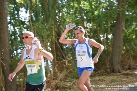 Foto Terza Tappa Salina - 17° Giro Podistico delle Isole Eolie - 130