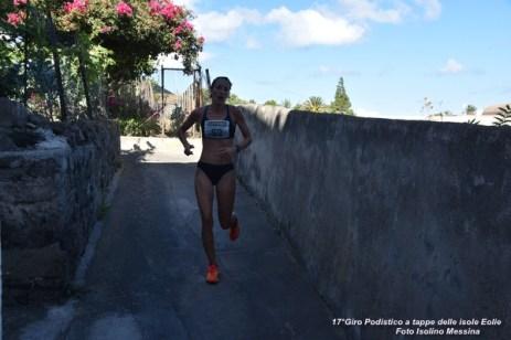 Foto Terza Tappa Salina - 17° Giro Podistico delle Isole Eolie - 174