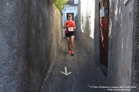 Foto Terza Tappa Salina - 17° Giro Podistico delle Isole Eolie - 188