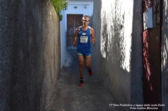 Foto Terza Tappa Salina - 17° Giro Podistico delle Isole Eolie - 198