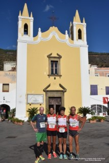 Foto Terza Tappa Salina - 17° Giro Podistico delle Isole Eolie - 20