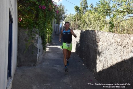 Foto Terza Tappa Salina - 17° Giro Podistico delle Isole Eolie - 207