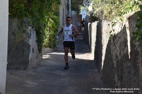 Foto Terza Tappa Salina - 17° Giro Podistico delle Isole Eolie - 210