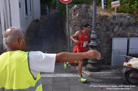 Foto Terza Tappa Salina - 17° Giro Podistico delle Isole Eolie - 221