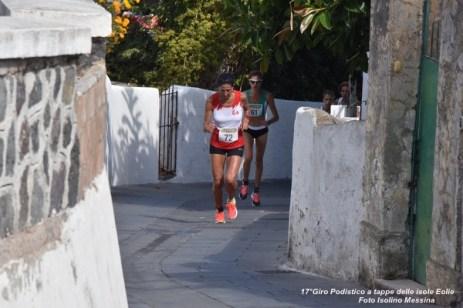 Foto Terza Tappa Salina - 17° Giro Podistico delle Isole Eolie - 229