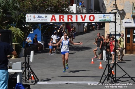 Foto Terza Tappa Salina - 17° Giro Podistico delle Isole Eolie - 254