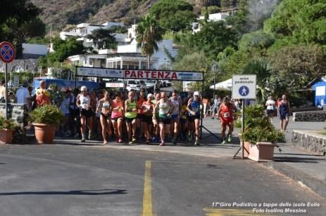 Foto Terza Tappa Salina - 17° Giro Podistico delle Isole Eolie - 34