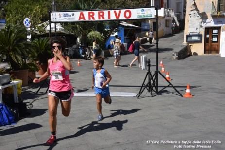 Foto Terza Tappa Salina - 17° Giro Podistico delle Isole Eolie - 342