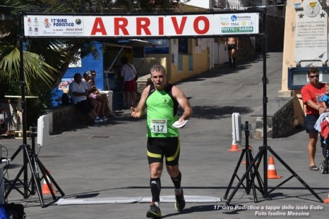 Foto Terza Tappa Salina - 17° Giro Podistico delle Isole Eolie - 353