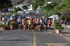 Foto Terza Tappa Salina - 17° Giro Podistico delle Isole Eolie - 36