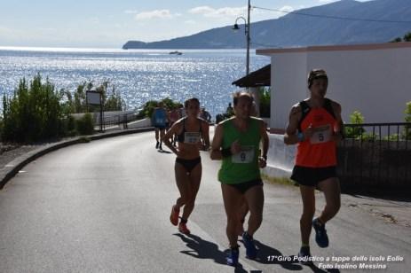 Foto Terza Tappa Salina - 17° Giro Podistico delle Isole Eolie - 45