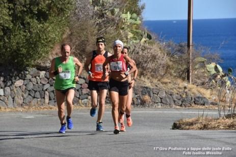 Foto Terza Tappa Salina - 17° Giro Podistico delle Isole Eolie - 53