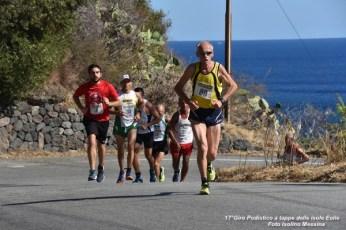 Foto Terza Tappa Salina - 17° Giro Podistico delle Isole Eolie - 66