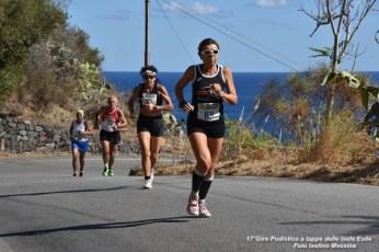 Foto Terza Tappa Salina - 17° Giro Podistico delle Isole Eolie - 88