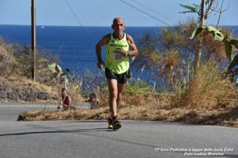 Foto Terza Tappa Salina - 17° Giro Podistico delle Isole Eolie - 99