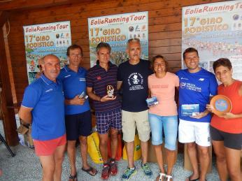 Premiazione 17° Giro Podistico delle Isole Eolie - 101