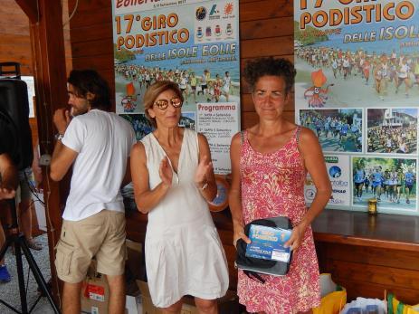 Premiazione 17° Giro Podistico delle Isole Eolie - 42