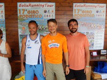 Premiazione 17° Giro Podistico delle Isole Eolie - 54