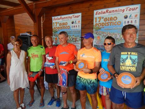 Premiazione 17° Giro Podistico delle Isole Eolie - 82