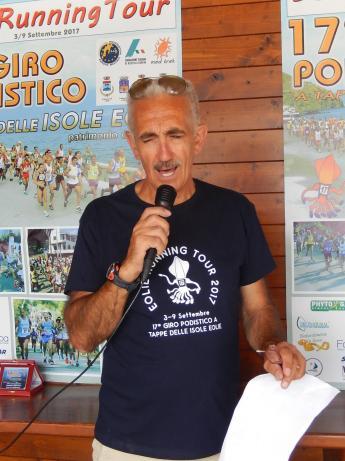 Premiazione 17° Giro Podistico delle Isole Eolie - 95