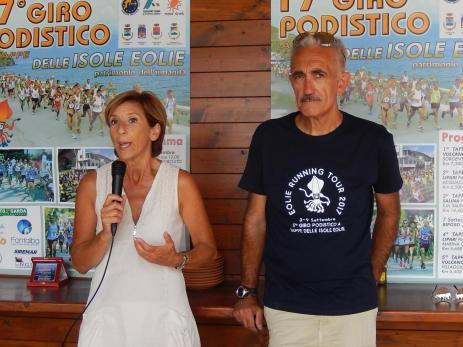 Premiazione 17° Giro Podistico delle Isole Eolie - 97