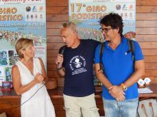 Premiazione 17° Giro Podistico delle Isole Eolie - 98
