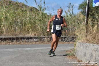 Prima Tappa Vulcano - Giro Podistico delle Isole Eolie 2017 - 233