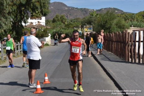 Prima Tappa Vulcano - Giro Podistico delle Isole Eolie 2017 - 253