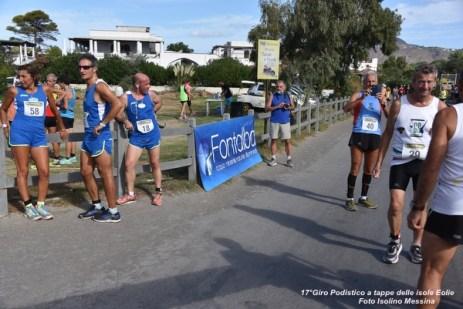 Prima Tappa Vulcano - Giro Podistico delle Isole Eolie 2017 - 27