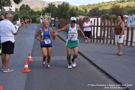 Prima Tappa Vulcano - Giro Podistico delle Isole Eolie 2017 - 344