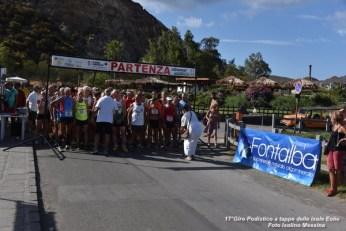 Prima Tappa Vulcano - Giro Podistico delle Isole Eolie 2017 - 40