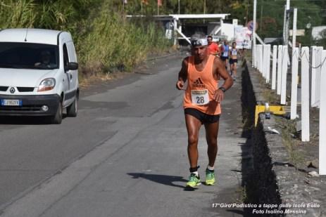 Prima Tappa Vulcano - Giro Podistico delle Isole Eolie 2017 - 96