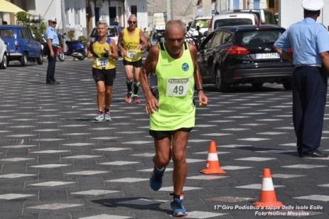 Seconda Tappa Lipari - 17° Giro Podistico delle Isole Eolie - 207
