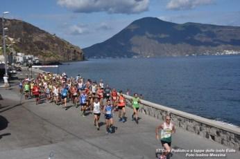 Seconda Tappa Lipari - 17° Giro Podistico delle Isole Eolie - 22