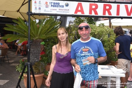 Seconda Tappa Lipari - 17° Giro Podistico delle Isole Eolie - 240