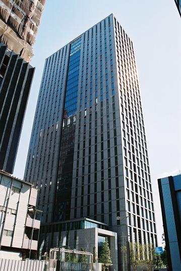 日本通運本社ビル 東京都港区・超高層オフィスビル