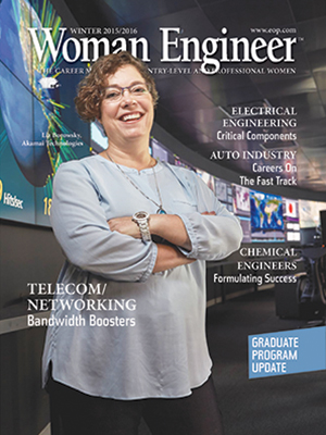 Woman Engineer magazine - 2015/ 2016